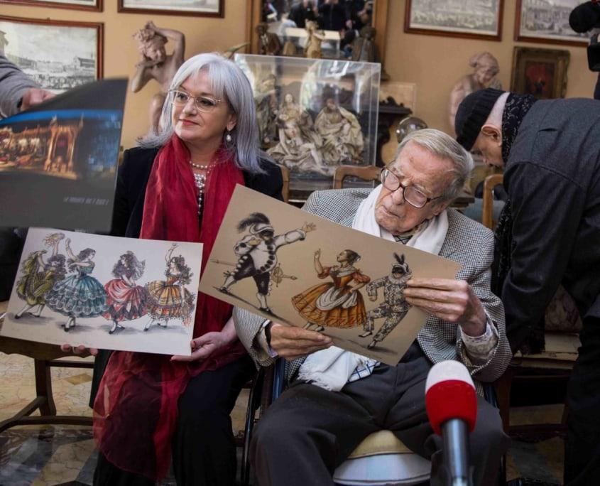 Cecilia Gasdia, Franco Zeffirelli