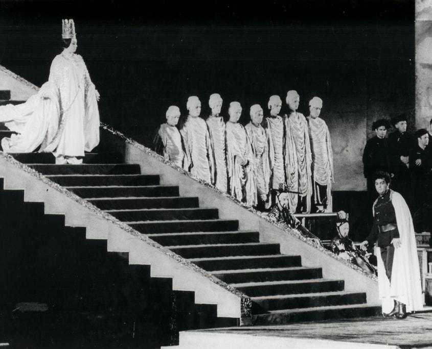 Turandot, Nilsson, Domingo