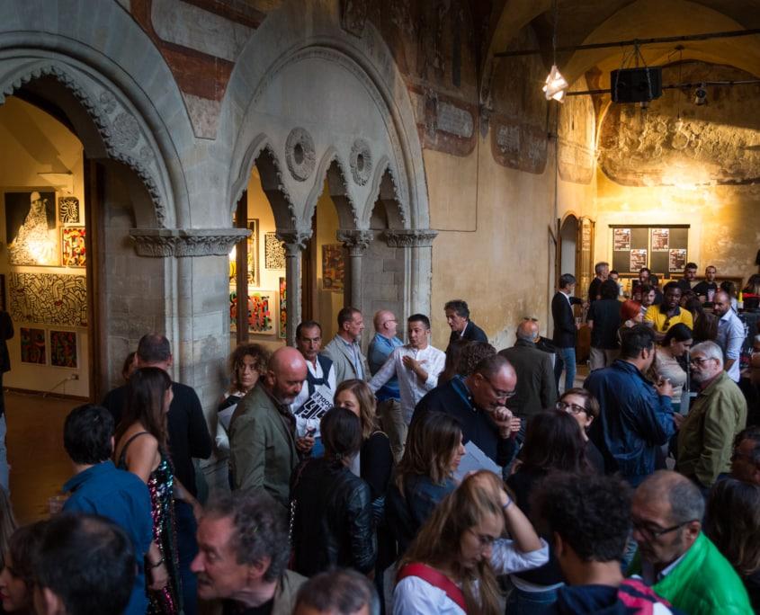 Chiostro di San Domenico, Città di Castello