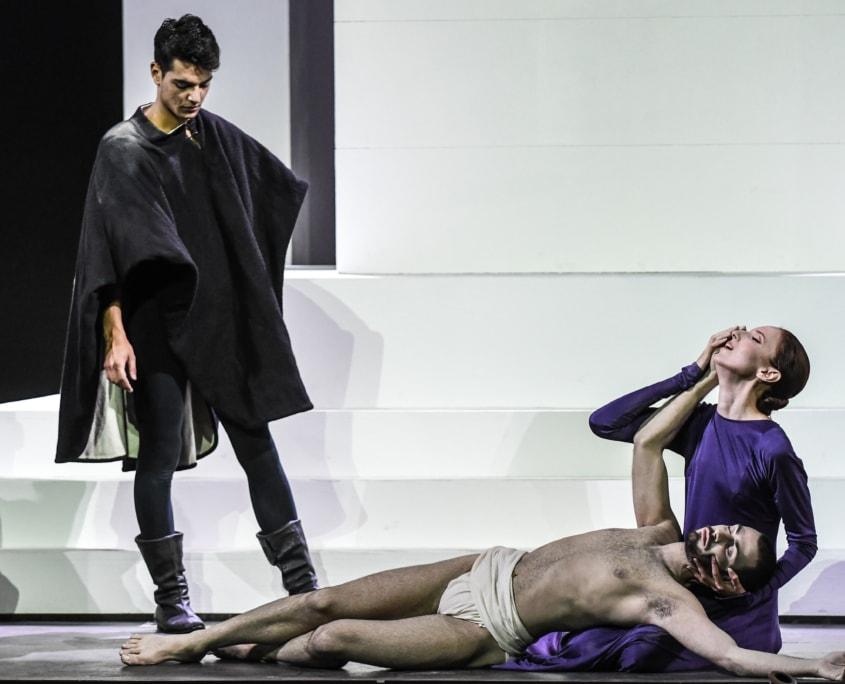 Lidia Fridman, Ecuba - Giovanni Fumarola, Ettore