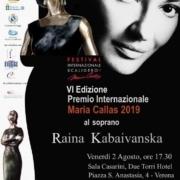 Premio Callas 2019