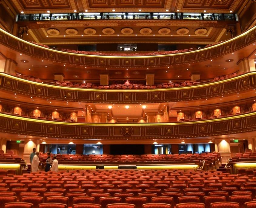 ROHM- Royal Opera House Muscat