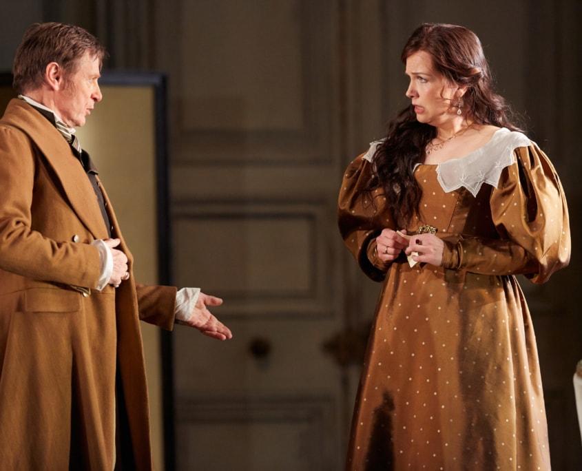 Simon Keenlyside, Julia Kleiter