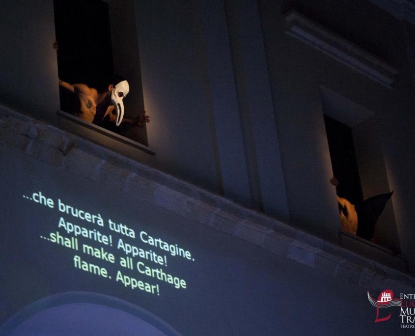 Dido e Aeneas, Luglio Musicale Trapanese