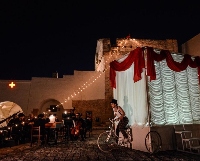 Masseria, Festival della Valle d'Itria