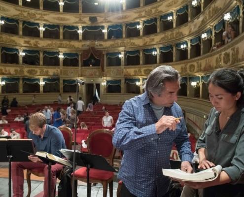 Italian Opera Academy, IOA