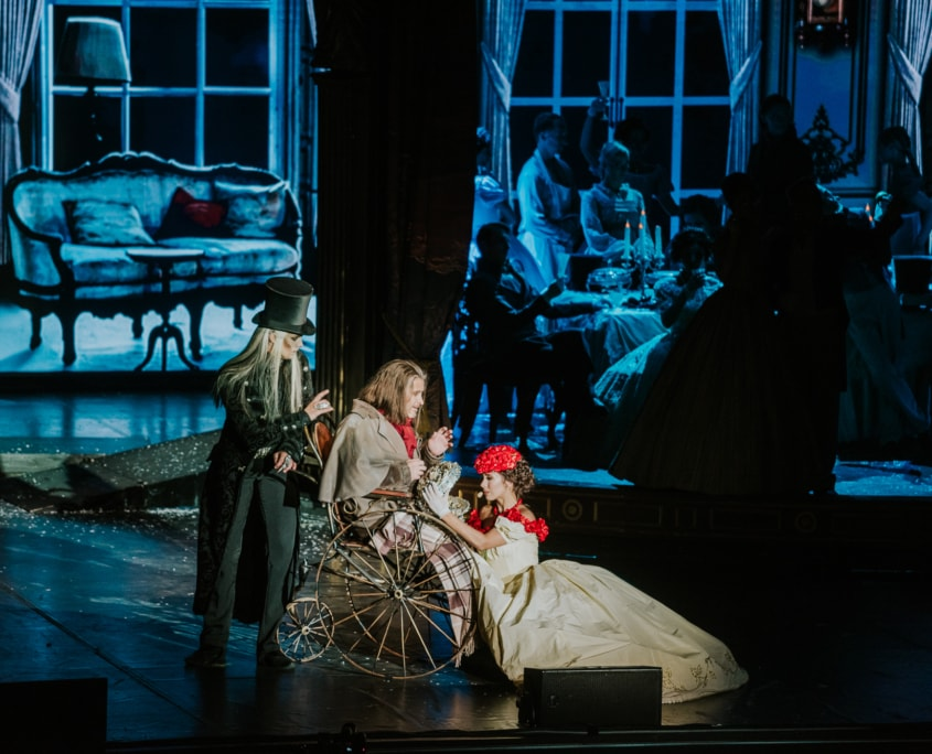 Onegin Musical