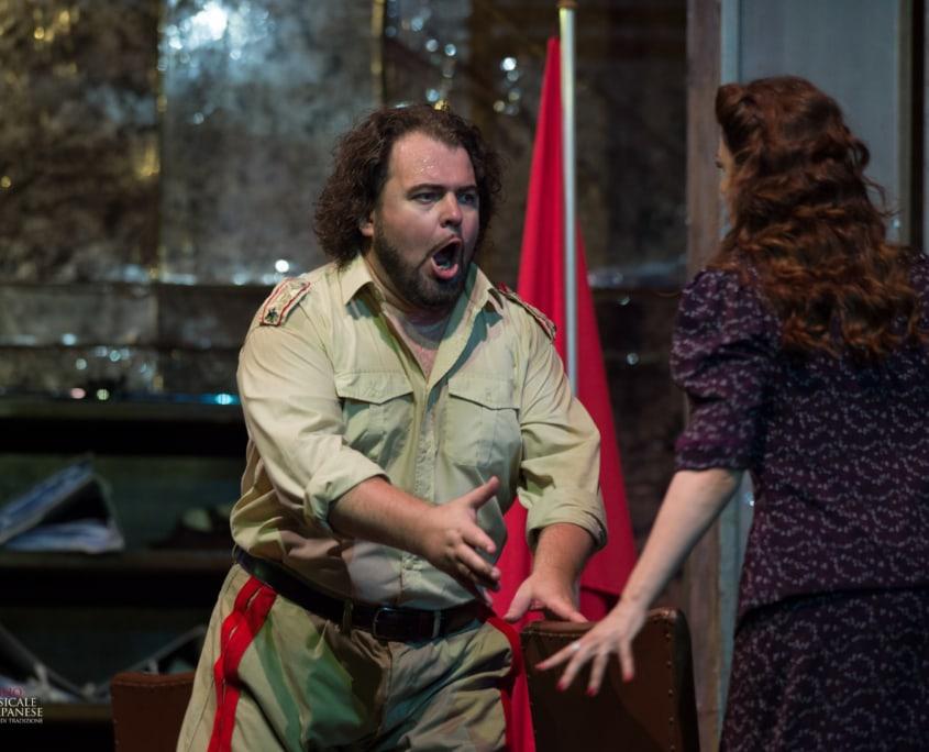 Otello, Luglio Musicale Trapanese