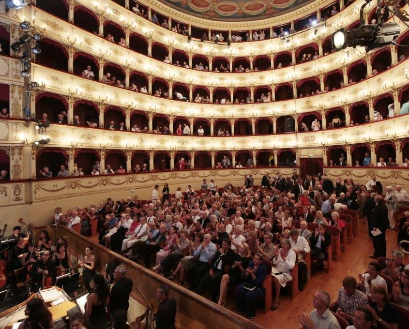 Teatro Rossini Pesaro ROF