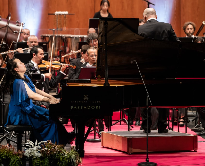 Ferruccio Busoni International Piano Competition Foundation