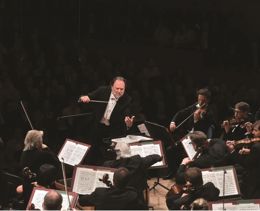 Riccardo Chailly al Lucerne Festival 2017