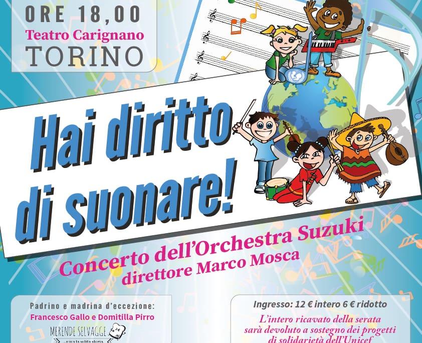 Concerto Suzuki Carignano