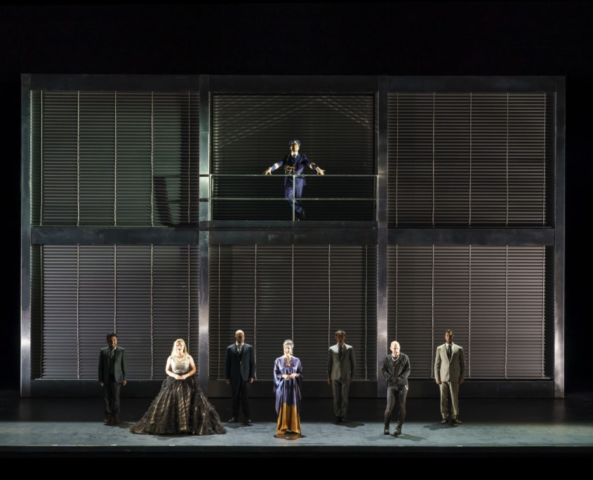 AGRIPPINA, Royal Opera House Covent Garden