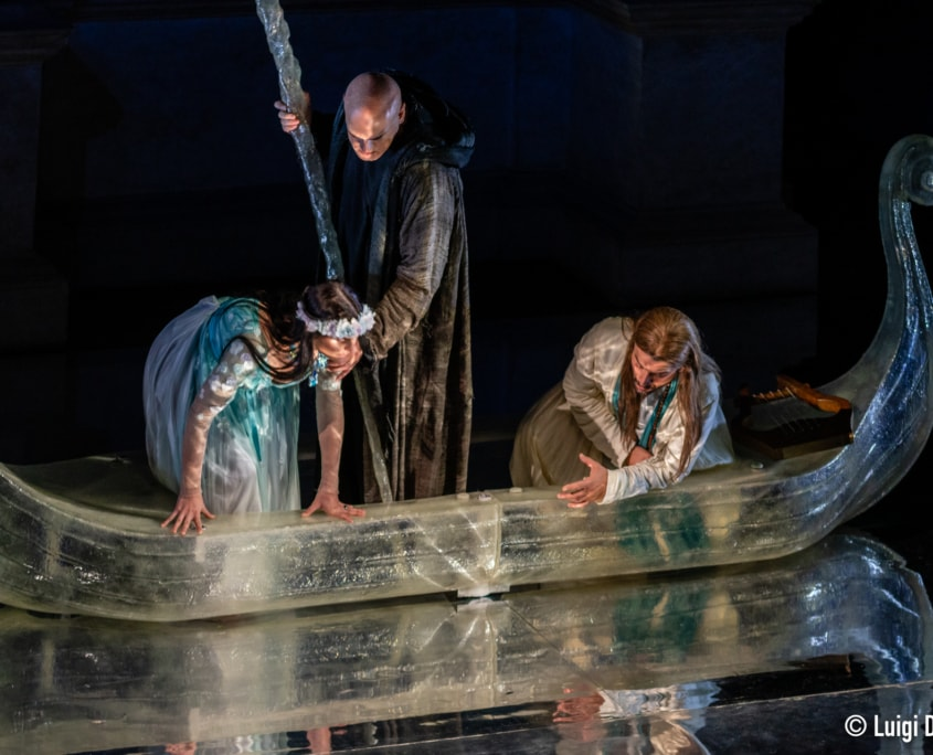 Orfeo, Teatro Olimpico, Iván Fisher