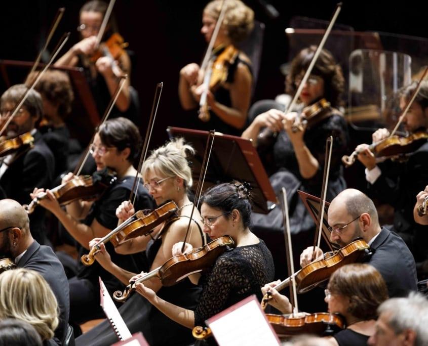 Accademia Nazionale di Santa Cecilia Inaugurazione 2019 Berlioz