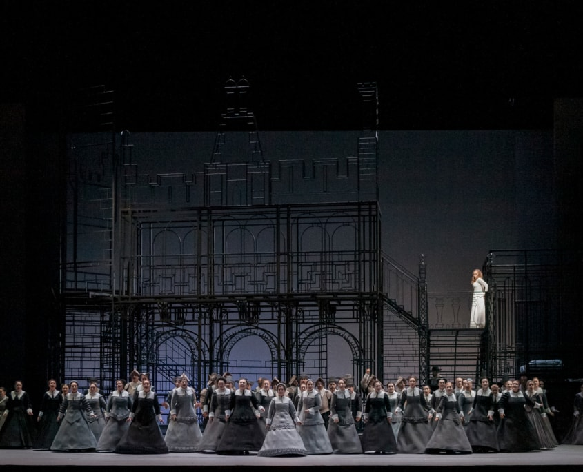 I Puritani, Opéra national de Paris