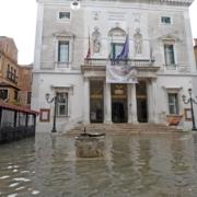 Teatro la Fenice, Acqua alta, inondazione