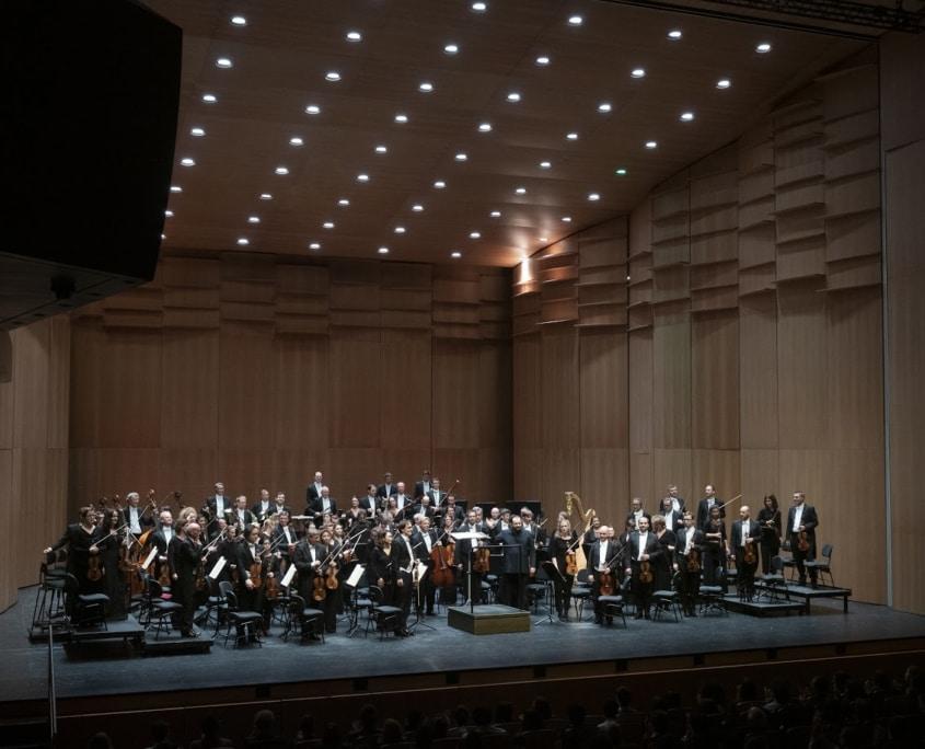 Gewandhausorchester Leipzig, Gautier Capuçon, Andris Nelsons