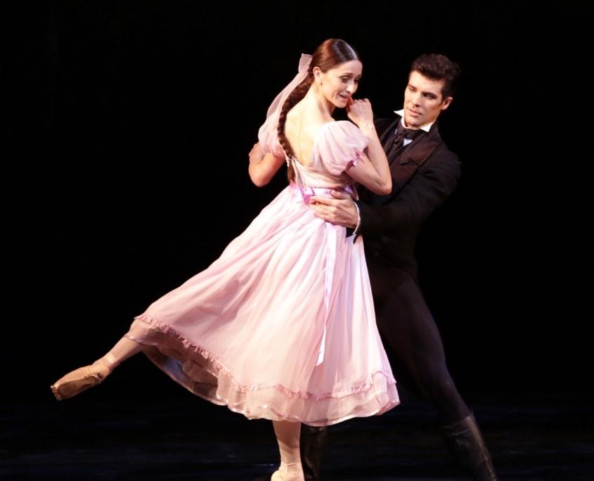 Roberto Bolle, Marianela Nunez, Onegin