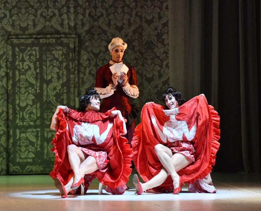 Balletto di Milano, Cenerentola