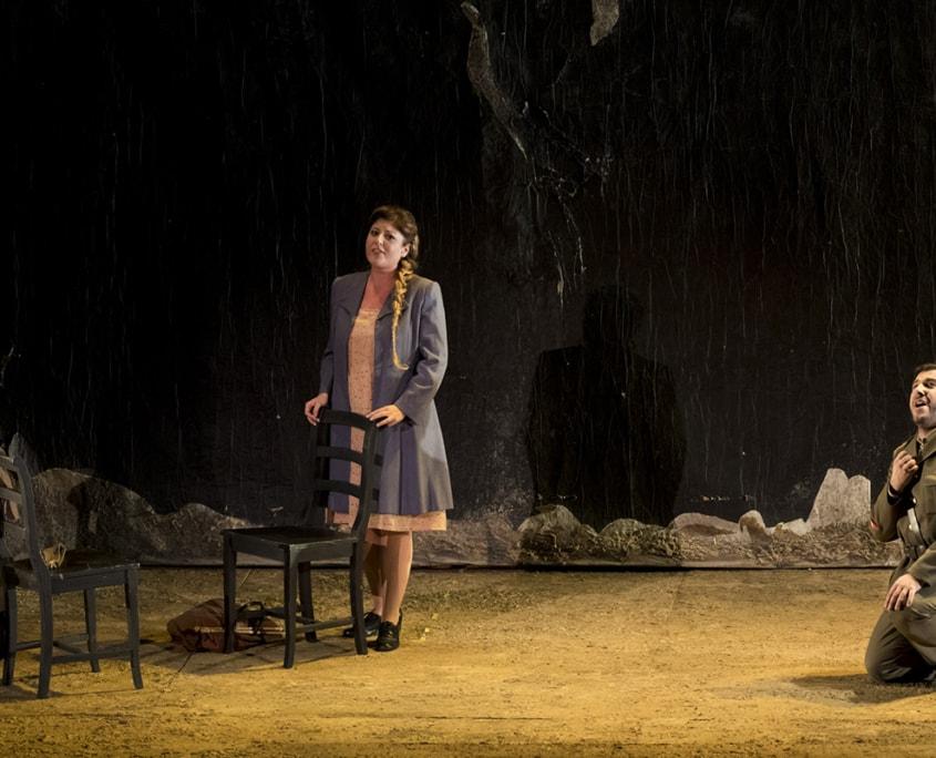 Carmen, Teatro Regio, Stephen Medcalf