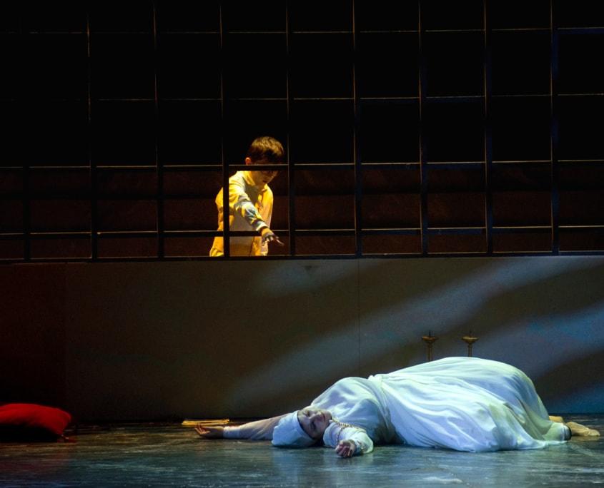 Suor Angelica, Cavalleria Rusticana, Teatro Coccia