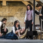 La bohème, Royal Opera House, ROH