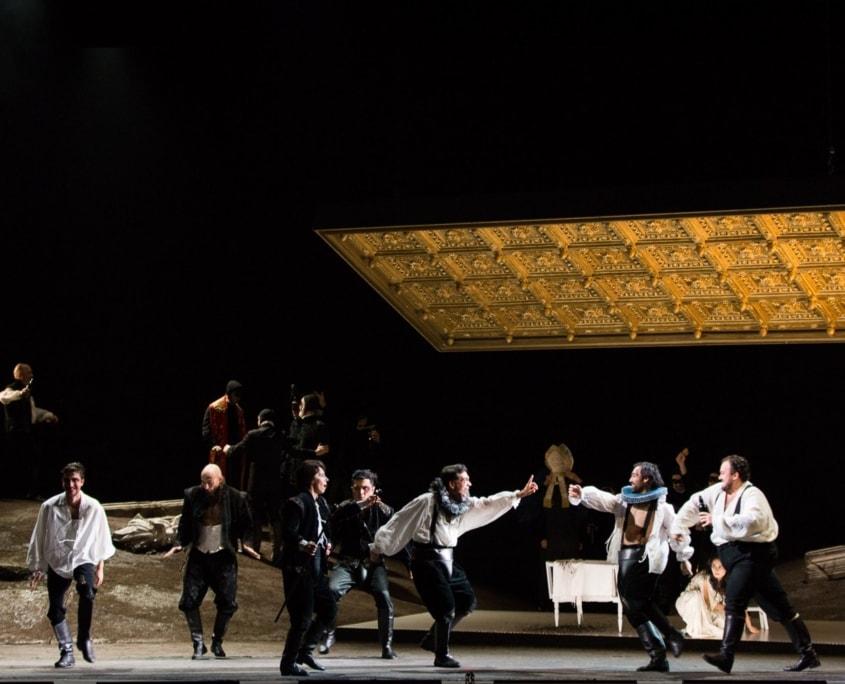 Lucrezia Borgia, Teatro LIrico Verdi Trieste