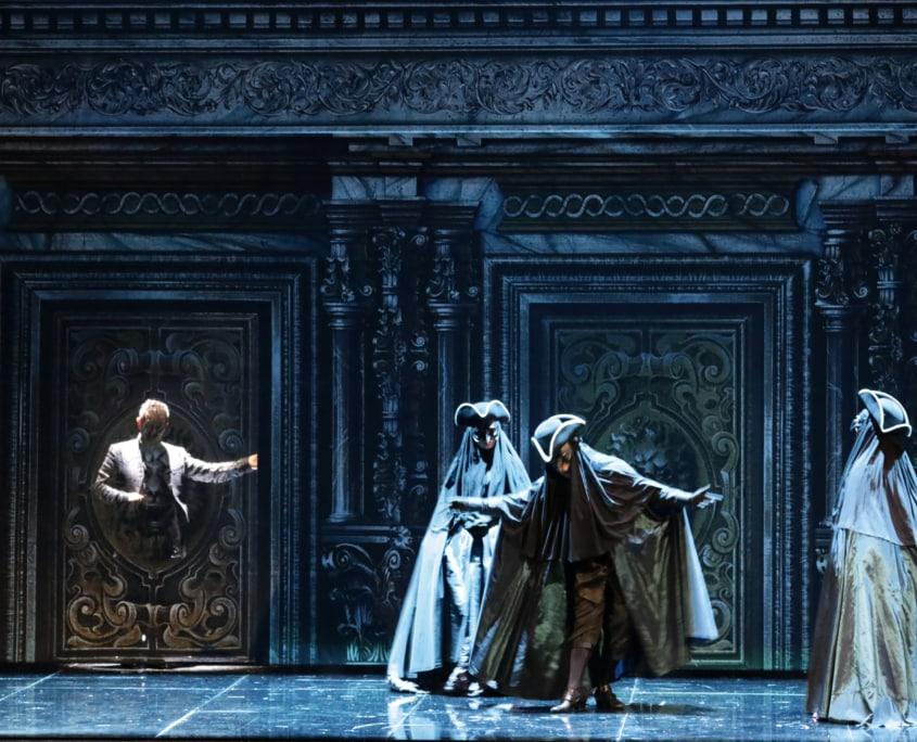 Don Giovanni, Teatro Verdi Padova
