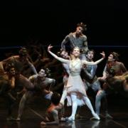 Sylvia, Teatro alla Scala