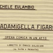 Madamigella Figaro, Michele Eulambio