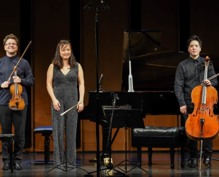 Chamber Music, Sitkovetsky Piano Trio