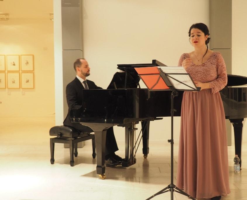 Gian Francesco Amoroso, Beatrice Palumbo, Festival Viktor Ullmann