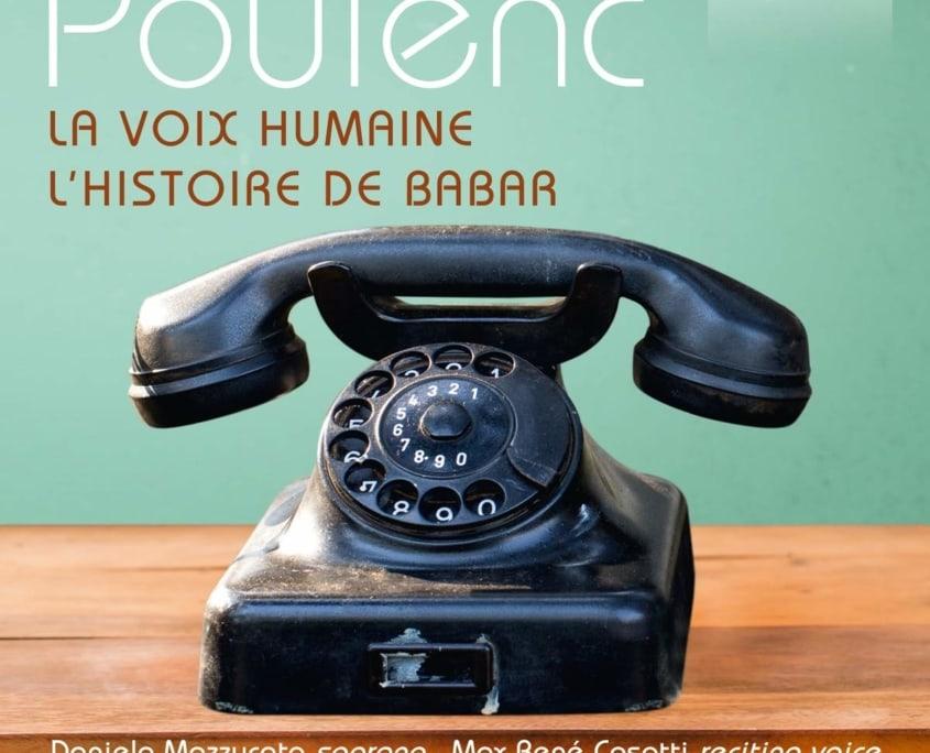 La Voix Humaine, L'Histoire De Babar