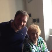 Simone Piazzola, Alda Borelli Morgan
