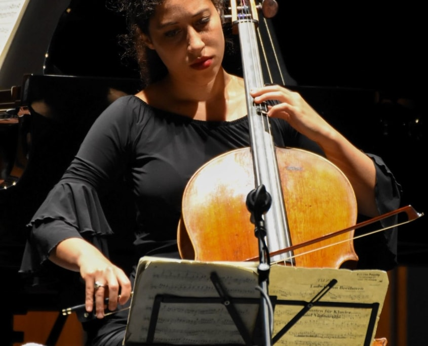 Playing Beethoven, Ella Nicolas van Poucke