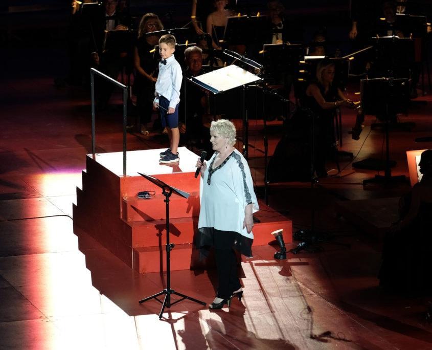 Il cuore italiano della Musica, Katia Ricciarelli