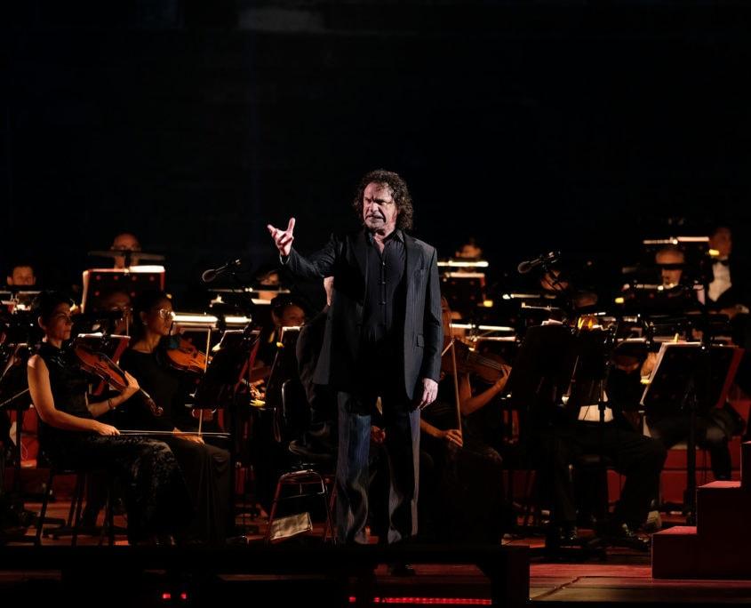 Il cuore italiano della Musica, Fabio Armiliato