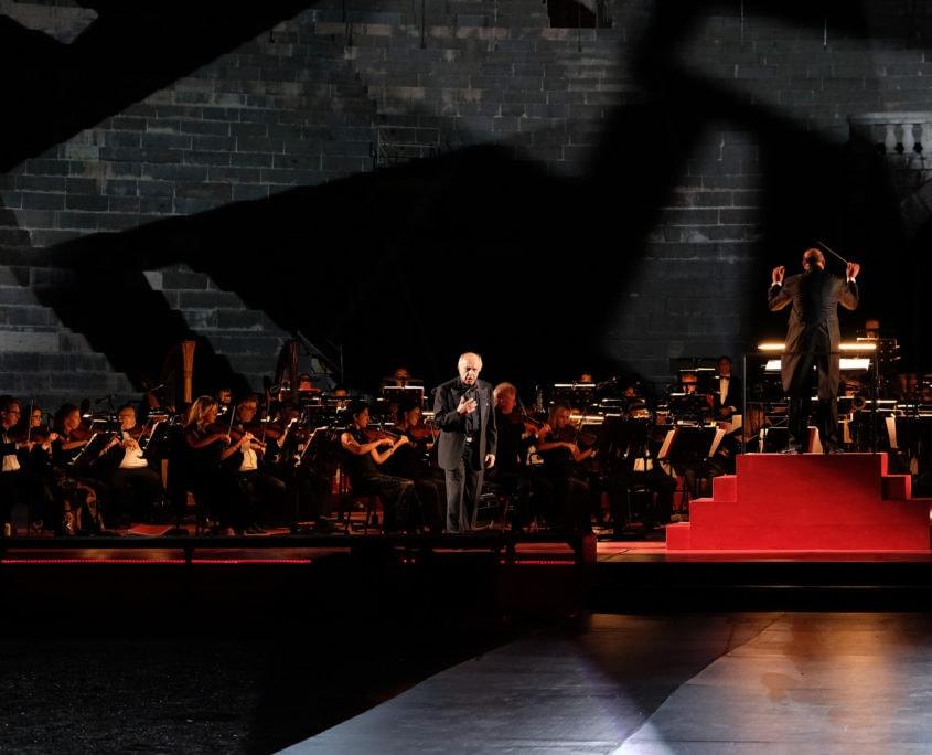 Il cuore italiano della Musica, Leo Nucci