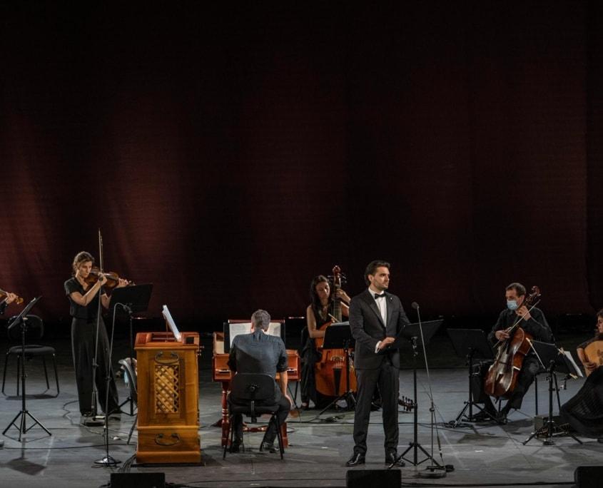 Carlo Vistoli, SezioneAurea